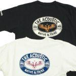 Acoustic(アコースティック)プリントTシャツ入荷
