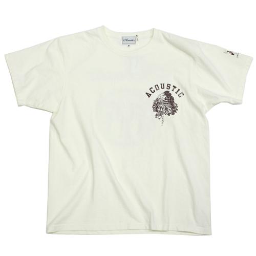 Acoustic(アコースティック)Tシャツ