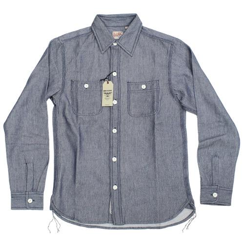 HOUSTONネルシャツ