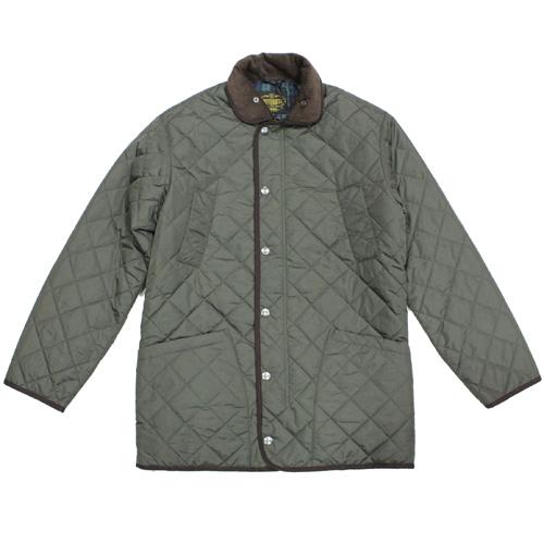 UNIVERD72キルティングジャケット