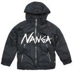 NANGA AURORA JACKET(ナンガオーロラジャケット)ブラック入荷しました。