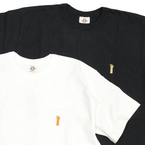 サムライジーンズワンポイントプリントTシャツSJST19-102