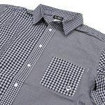 GYMMASTER(ジムマスター)2WAYギンガムチェックシャツ-クレイジーパターン-入荷しました!