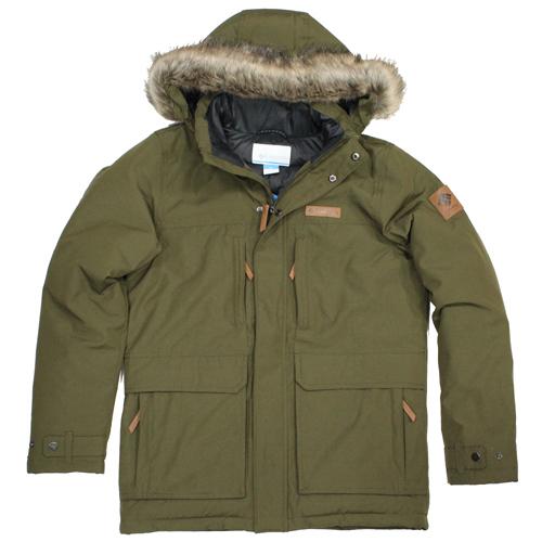 Columbia(コロンビア)マーカムピークジャケット入荷しました!オリーブグリーン