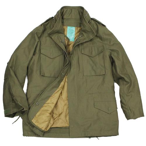 HOUSTON(ヒューストン)M-65ジャケットが入荷しました。