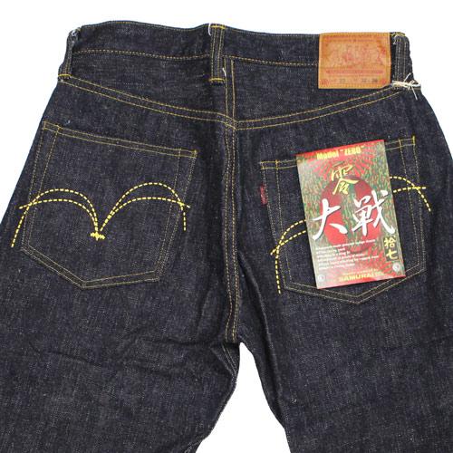 サムライジーンズ大戦モデルジーンズが入荷しました!