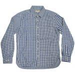 JAPANBLUEJEANS(ジャパンブルージーンズ)インディゴギンガムチェックシャツ入荷しました!-クレイジーパターン-