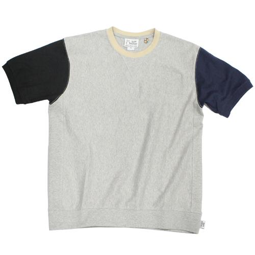 GYMMASTER(ジムマスター)ヘヴィーウエイトクルネックTシャツが入荷