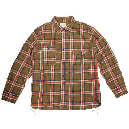 Pherrow's(フェローズ)ライトネルシャツ